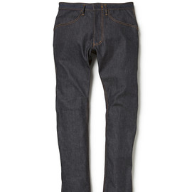 nonnative - nonnative / ノンネイティブ / DWELLER TIGHT FIT JEANS C/P 12oz DENIM STRETCH NW