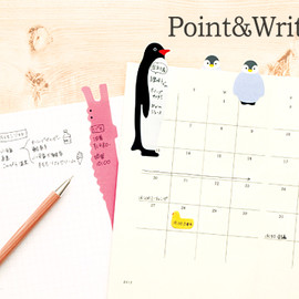 MIDORI - Point&Writing marker 付せん紙