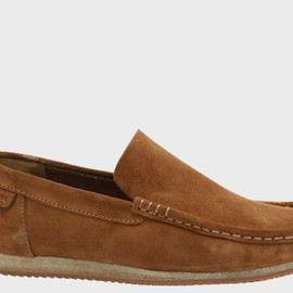 Clarks - Wallabee Race Slip On