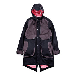 WHITE MOUNTAINEERING - GORE-TEX COTTON RIP-STOP MODS COAT