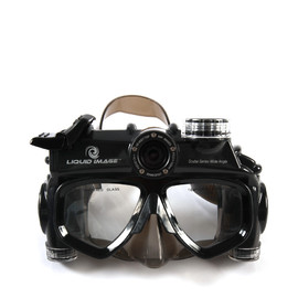 Liquid Image Diving Mask - Scuba Serie, with incorporated Camera, Wide Angle Lens