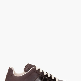 MAISON MARTIN MARGIELA - Shaded Sneakers