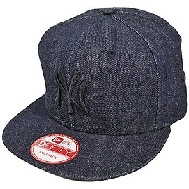 NewEra - DENIM 9FIFTY SNAPBACK CAP YANKEES(MLB) INDIGO