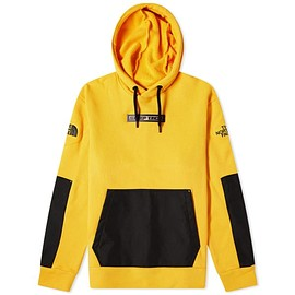 THE NORTH FACE - Steep Tech Hoody - Summit Gold/TNF Black