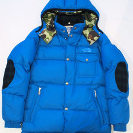 eYe JUNYA WATANABE MAN, THE NORTH FACE - eYe JUNYA WATANABE MAN × THE NORTH FACE 2010FW DOWN JACKET