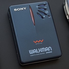 SONY - WM-WE01 (20th Anniversary model)