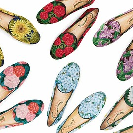 Charlotte Olympia - It's time to flourish