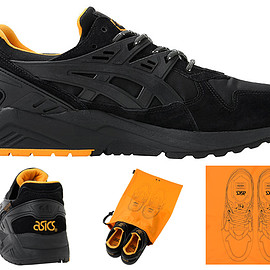 "ASICS Tiger, PORTER - GEL-KAYANO TRAINER ""That Black Nylon"""