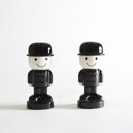 Homepride - Mr.Fred's Salt and Pepper Shakers
