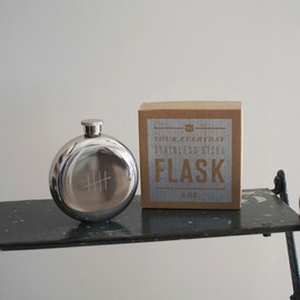IZOLA - Flask  Tick Mark