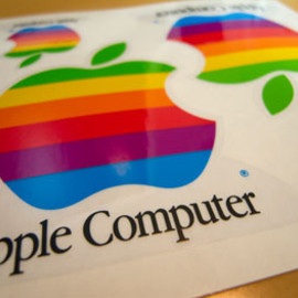 Apple - Sticker