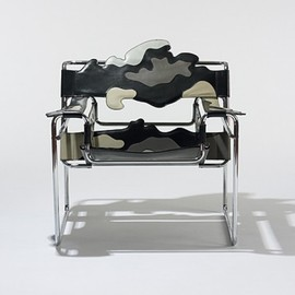 "Studio Alchimia - ""Wassily chair (Re Design)"", Designed by Alessandro Mendini"
