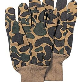 Rothco - Rothco Camo Jersey Work Gloves picture