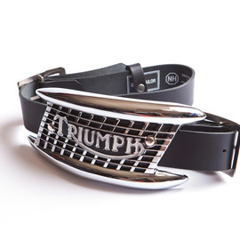 ENGLATAILOR by GB, NEIGHBORHOOD - TRIUMPH Buckle Belt