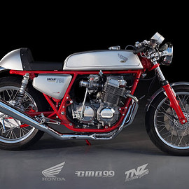 Guzzi Motobox - HONDA Dream 750
