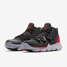NIKE - NIKE  KYRIE 5 EP   University Red/Black ( AO2919-600 )