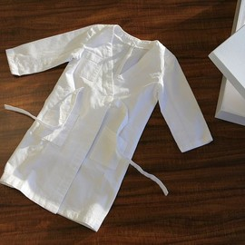 Maison Martin Margiela - the baby size white robe