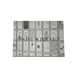 Noritake - SNOWBALL IN YOUR FACE(zine)