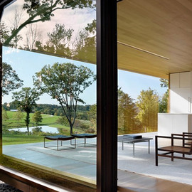 Desai / Chia Architects - LM Guest-House in Dutchess County, New York
