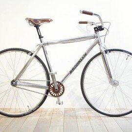 BROOKLYN MACHINE WORKS×RHC - RHC Ron Herman Minatomirai Limited Bicycle