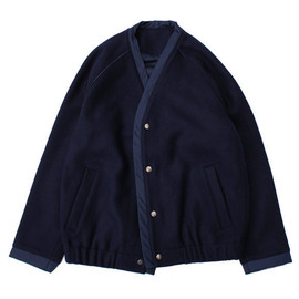 URU - SNAP BUTTON CARDIGAN JACKET