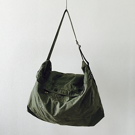 kanda takeshi - tent remake shoulder bag