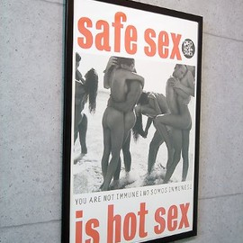 Bruce Weber  - Safe Sex is Hot