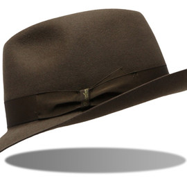Borsalino - QUALITA SUPERIORE (Dark Brown)