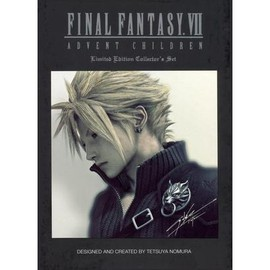 Tetsuya Nomura - Final Fantasy VII: Advent Children (Limited Edition Collector's Set)