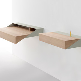 Raw Edges for Arco - deskbox