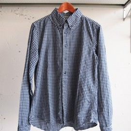 Jackman - Baseball Shirt [Gingham]