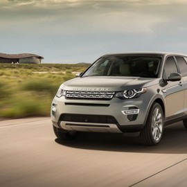 Land Rover - Land Rover Discovery sport