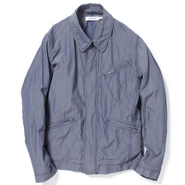 nonnative - WORKER JACKET