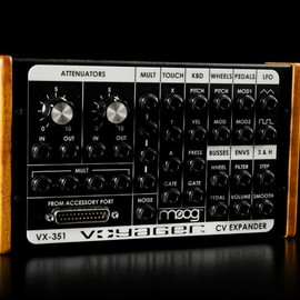 MOOG - VX-351 CV Output Expander for the Minimoog Voyager