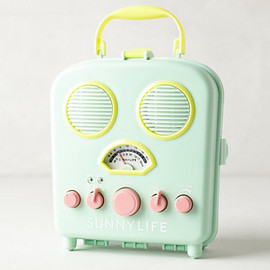 Anthropologie - Sunny life beach radio
