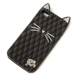 Katy Perry - Perry Black Quilted Silicone Cover