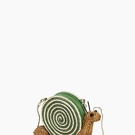 kate spade NEW YORK - spring forward wicker snail