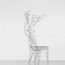 Tom Dixon - Tom Dixon - pylon chair