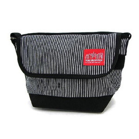 Manhattan Portage - Hickory Stripe Casual Messenger