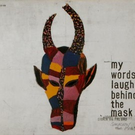 SHUREN THE FIRE - My Words Laugh Behind The Mask