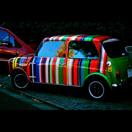 Rover - mini Paul Smith