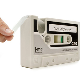 J-me - cassette tape dispenser
