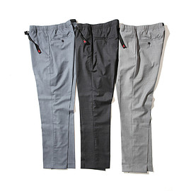 SOPHNET. - GRAMICCI x SOPHNET. LORO PIANA SUMMER WOOL EASY SLACKS