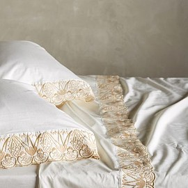 Anthropologie - Flaurina Sheet Set