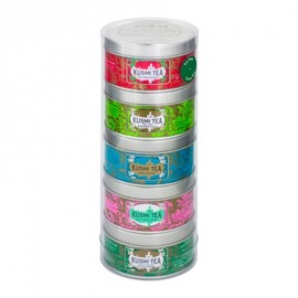 Kusmi Tea Paris - Assortiment Les Verts