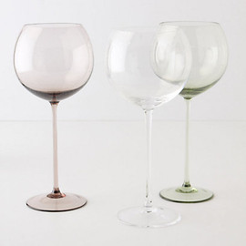 On The Rise Wine Glass