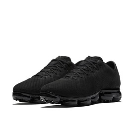 NIKE - Air VaporMax Suede/Leather - Triple Black