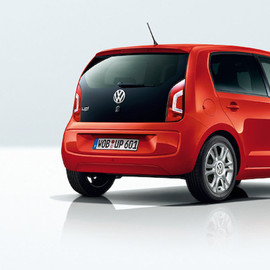 Volkswagen - orange up!
