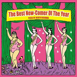 Ken Yokoyama / ALMOND / Special Thanks / DRADNATS - The Best New-Comer Of The Year