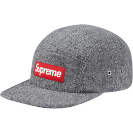 supreme - Harris Tweed® Camp Cap